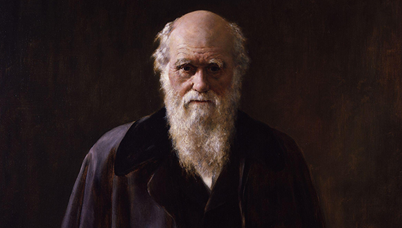 Charles Robert Darwin by John Collier (1883)