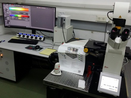 New Confocal microscope installed at the Instrumentation and Service Center of the Life Sciences Faculty (IDRFU)